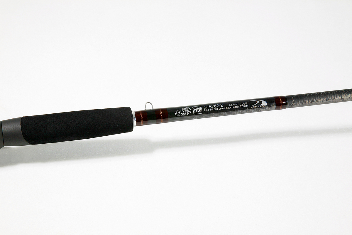 Спиннинг Art Custom Rods SJR 762-2 HM Limited Edition